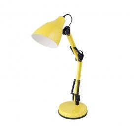 Aca Φωτιστικό Γραφείου Κίτρινο (2918YW)