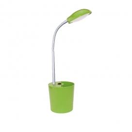 Aca Led Φωτιστικό Γραφείου 5W 4000K Πράσινο (16035LEDGN)