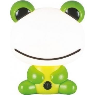 Aca Επιτραπέζιο Παιδικό Φωτιστικό Πράσινο (MT120941G)