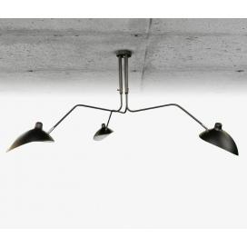 Luma Μοντέρνο Τρίφωτο Φωτιστικό Οροφής (104-01012-08)