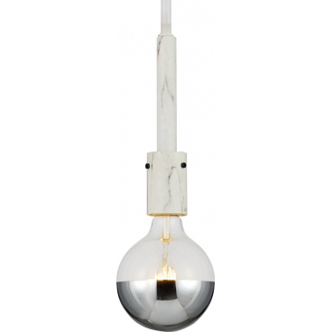 Aca Φωτιστικό Οροφής Απόχρωση Μαρμάρου (KS2084P51SMR)