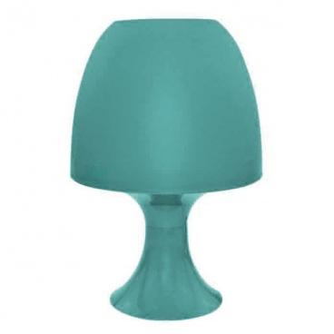 Aca Επιτραπέζιο Φωτιστικό Γκριζοπράσινο (1024SGG)