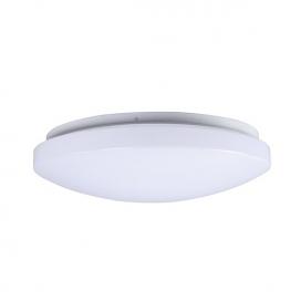 Aca Led Πλαφονιέρα 20W Λευκή (AV22040R)