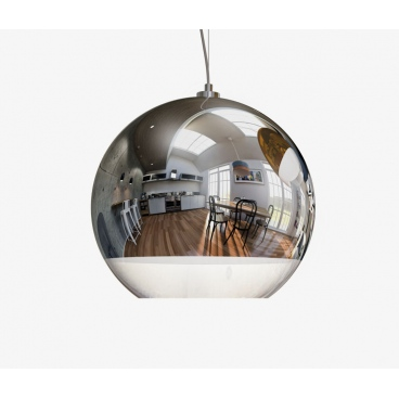 Luma Μοντέρνο Μονόφωτο Φωτιστικό Οροφής Διάμετρος 30cm
