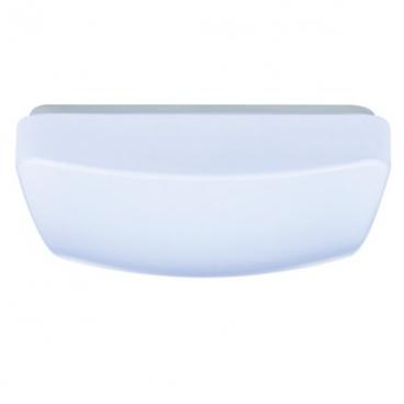 Aca Led Πλαφονιέρα 20W Λευκή (AV92040S)