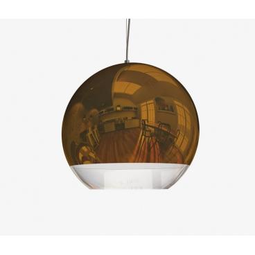 Luma Μοντέρνο Μονόφωτο Φωτιστικό Οροφής Διάμετρος 35cm