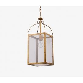 Luma Vintage Μονόφωτο Φωτιστικό Οροφής (114-01016-06)