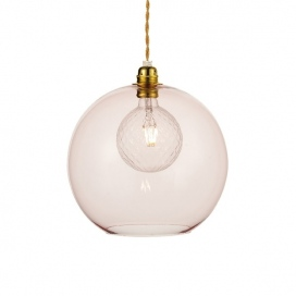 Aca Κρεμαστό Φωτιστικό Οροφής Ø30 (V3643330LP)