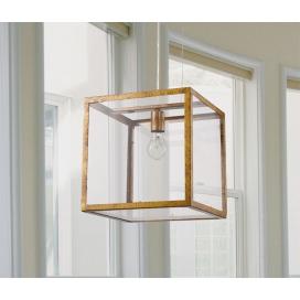 Luma Vintage Μονόφωτο Φωτιστικό Οροφής (114-01016-03)