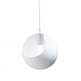 Aca Κρεμαστό Φωτιστικό Οροφής Λευκό (V36037WH)