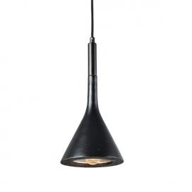 Aca Κρεμαστό Φωτιστικό Οροφής (V36174BK)