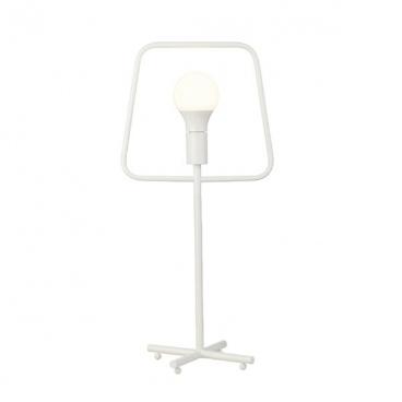 Aca Επιτραπέζιο Φωτιστικό Λευκό (V362491TW)