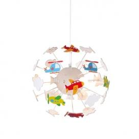 Aca Παιδικό Φωτιστικό Οροφής(MD160224AIR)