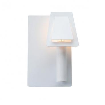 Aca Επιτοίχιο Φωτιστικό Λευκό(MXB150021C)