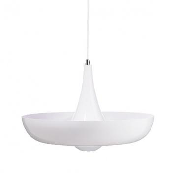 Aca Κρεμαστό Φωτιστικό Οροφής Λευκό(OD5435WH)