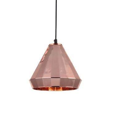 Aca Φωτιστικό Οροφής Χάλκινο(KS174622PC)