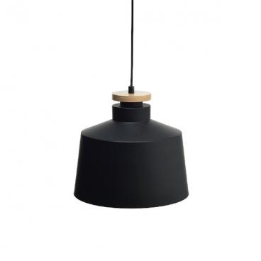 Aca Φωτιστικό Οροφής Μαύρο(KS198830PBW)