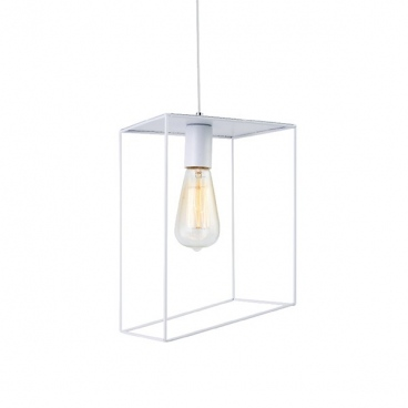 Aca Φωτιστικό Οροφής Λευκό(OD61022PW)