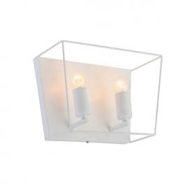 Aca Επιτοίχιο Φωτιστικό Λευκό(OD61022WW)