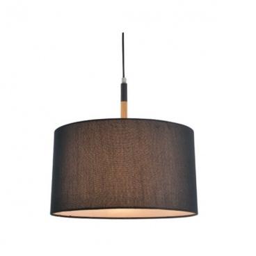 Aca Επιτραπέζιο Φωτιστικό Μαύρο Ø40(OD650840PBK)