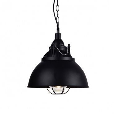 Aca Φωτιστικό Οροφής Μαύρο(OD8031)