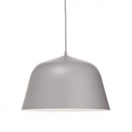 Aca Φωτιστικό Οροφής Γκρι(OD8072GY)