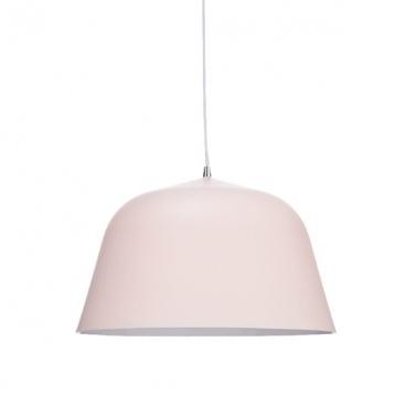 Aca Φωτιστικό Οροφής Ροζ(OD8072PP)