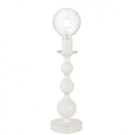 Aca Επιτραπέζιο Φωτιστικό Λευκό(DLA11851TW)