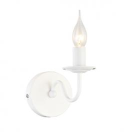 Aca Επιτοίχιο Φωτιστικό Λευκό(DLA1201WW)