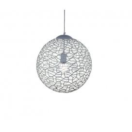 Luma Μοντέρνο Μονόφωτο Φωτιστικό Οροφής Διάμετρος 40cm (114-01032-06W)