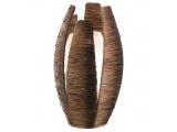 Eglo Mongu Vintage Επιτραπέζιο Φωτιστικό Καφέ (91014)