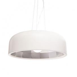 Aca Μονόφωτο Φωτιστικό Οροφής Λευκό (OYD10055BSP1)