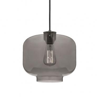 Aca Vintage Φωτιστικό Οροφής Φιμέ (V292831PGY)