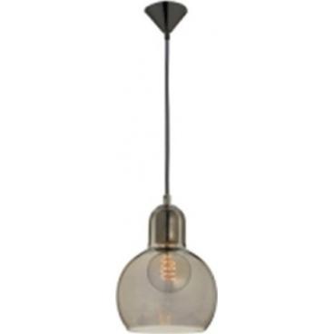 Aca Vintage Φωτιστικό Οροφής Φιμέ (V292851PGY)