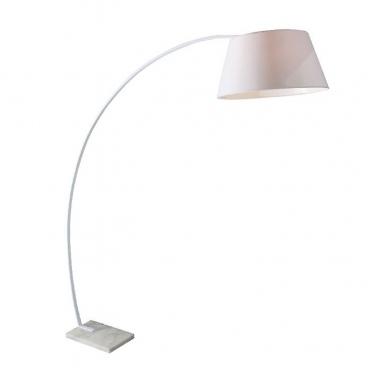 Aca Φωτιστικό Δαπέδου Λευκό (MF11185WH)