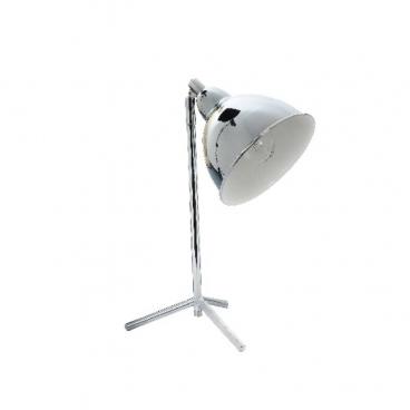 Aca Επιτραπέζιο Φωτιστικό Χρώμιο (TNK75093CR1T)