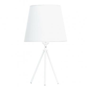 Aca Επιτραπέζιο Φωτιστικό Λευκό (TNK75090WT1T)