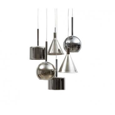 Luma Μοντέρνο Πολύφωτο Φωτιστικό Οροφής (3 φώτα)
