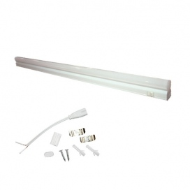 LED SMD γραμμικό φωτιστικό τύπου T5 13W 3000K (PHILO13WW)