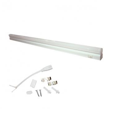 LED SMD γραμμικό φωτιστικό τύπου T5 17W 3000K (PHILO17WW)