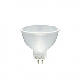 Λάμπα SMD Led 12V 4W MR16 4000K (4WMR16SNW)
