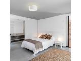 Faro Barcelona Seven Ø40 Φωτιστικό Οροφής Λευκό (68298)