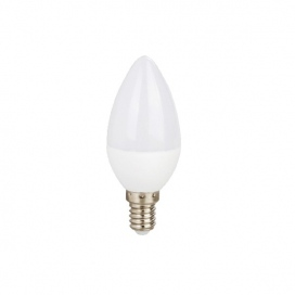Λάμπα SMD LED Candle 5W E14 6000K Step Dimmable (C37514CWSD)