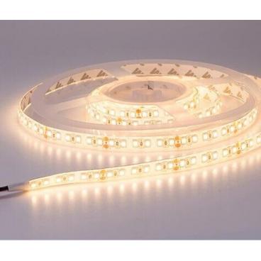 Αδιάβροχη SMD LED λωρίδα 12W/m 12V 3000K (2835120WWPC)