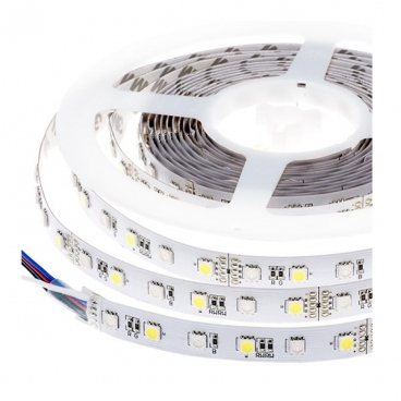SMD LED λωρίδα 6W/m 24V Μπλε (24283560BNK)