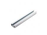Aca Ράγα 2 Καλωδίων 1m Λευκή (2W1MW)