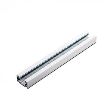 Aca Ράγα 2 Καλωδίων 3m Λευκή (2W3MW)