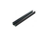 Aca Ράγα 2 Καλωδίων 1m Μαύρη (2W1MB)