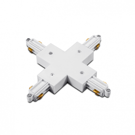 Aca Σταυρός Ράγας 2 Καλωδίων Λευκός (2WXW)