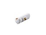 Aca Αντάπτορας 2 Καλωδίων Λευκός (2WADW)